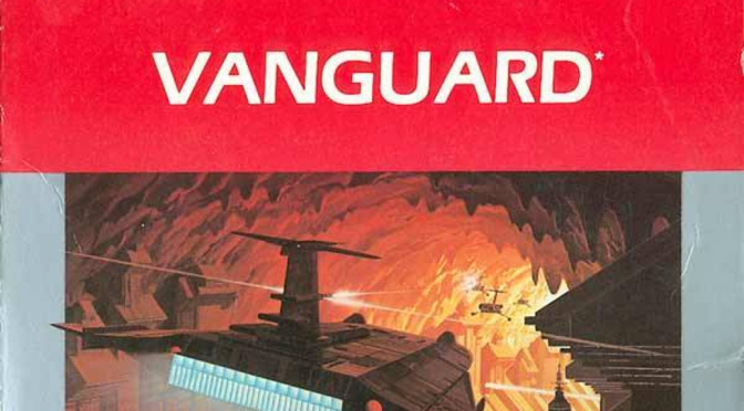 Vanguard [Atari 2600] – Review