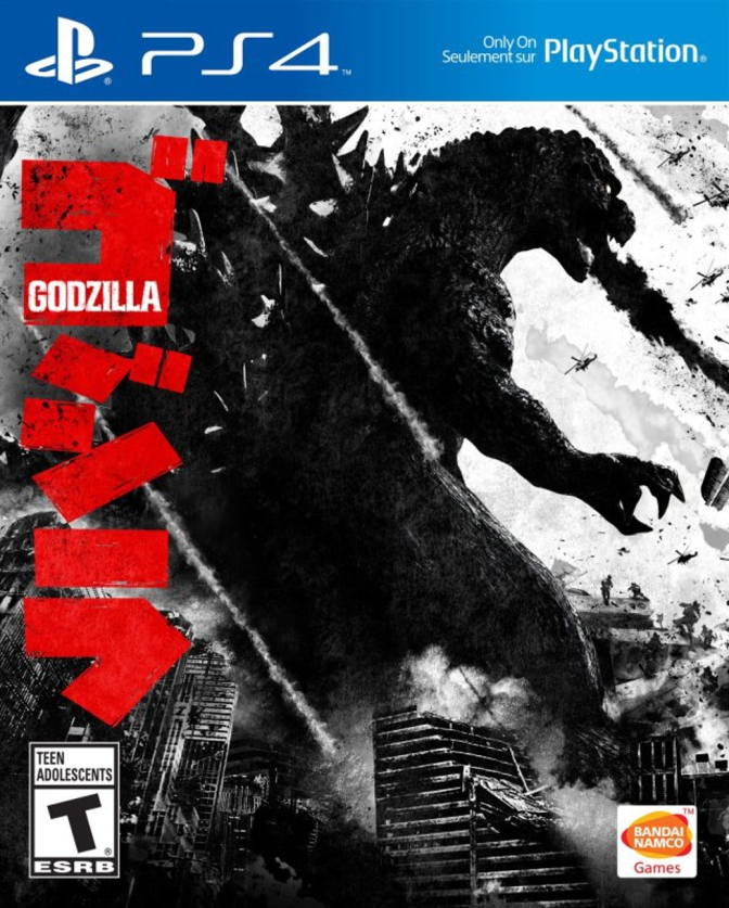 Godzilla [PlayStation 4] – Review