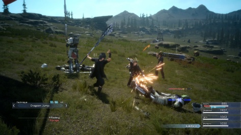 Platinum Demo Final Fantasy XV - Episode Duscae