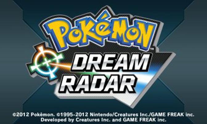 Pokemon Dream Radar [3DS eShop] – Review
