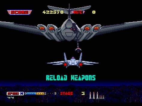 After Burner - Reload