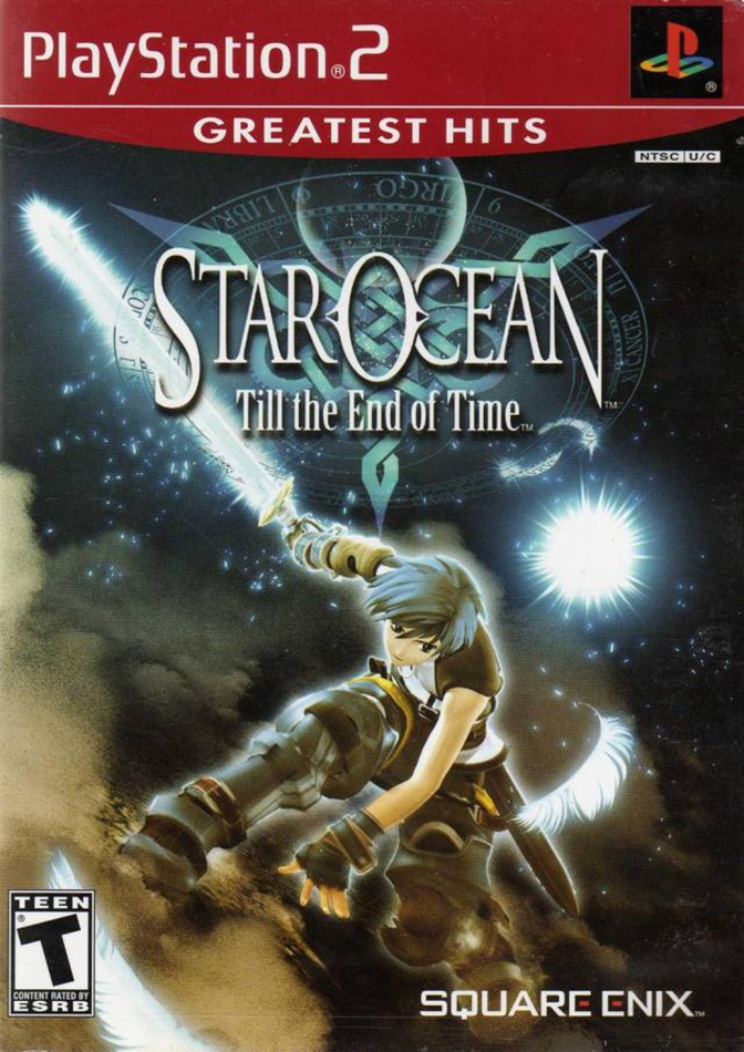Star Ocean: Till the End of Time [PlayStation 2] – Review