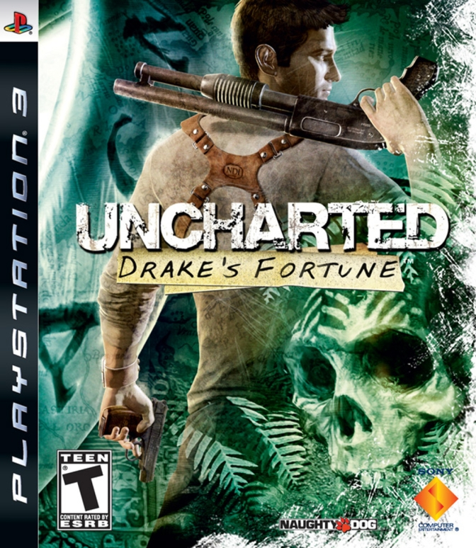 Uncharted: Drake's Fortune [PlayStation 3] – Review