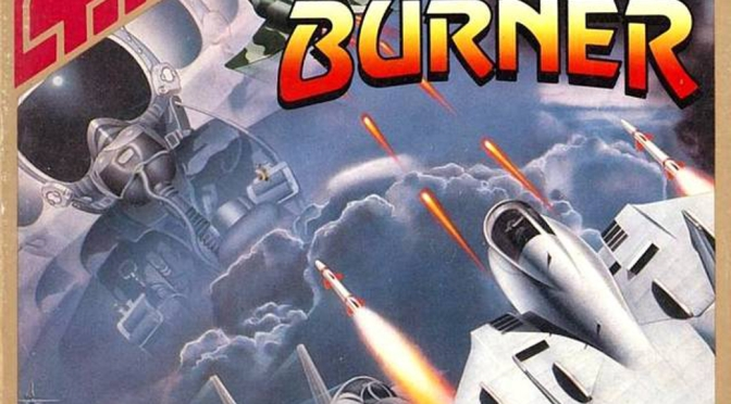 After Burner [Sega Master System] – Let's Play