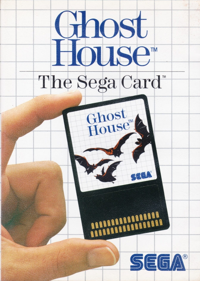 Ghost House [Sega Master System] – Review