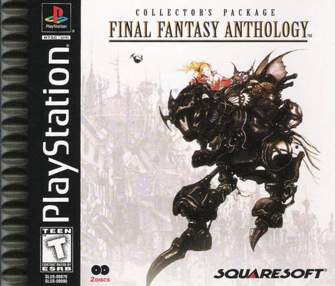Final Fantasy VI [PlayStation] – Review