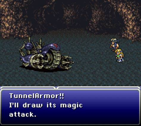 Final Fantasy VI - Boss Fight