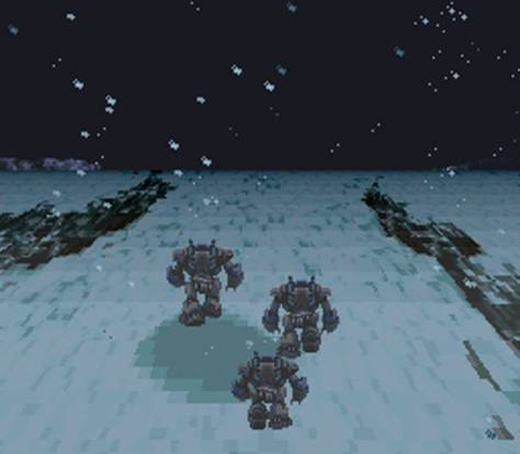 Final Fantasy VI - Magitek Armor