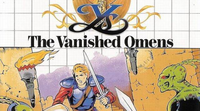 Ys: The Vanished Omens [Sega Master System] – Review