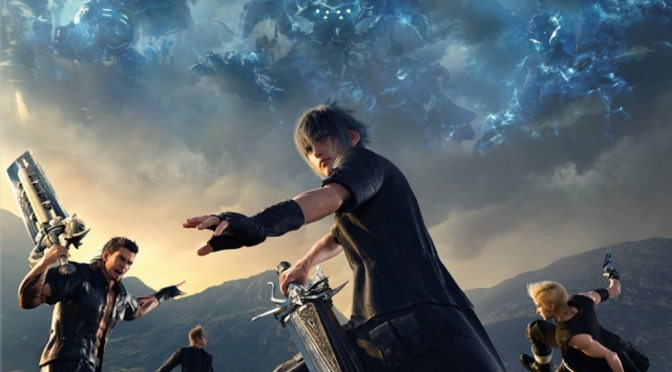 I've Been to Hell and It's an Inescapable Hallway Full of Thunder Bombs in Final Fantasy XV