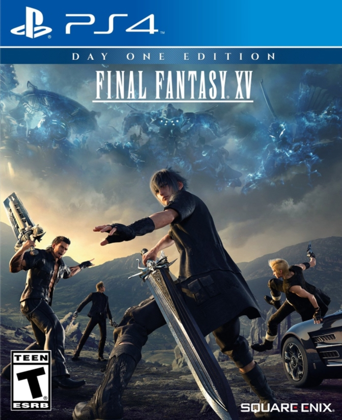 Final Fantasy XV – Podcast