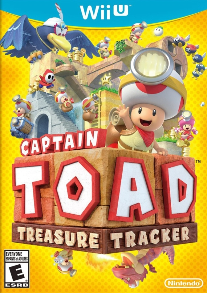Captain Toad: Treasure Tracker [Wii U] – Review