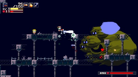 Cave Story + - Boss Fight