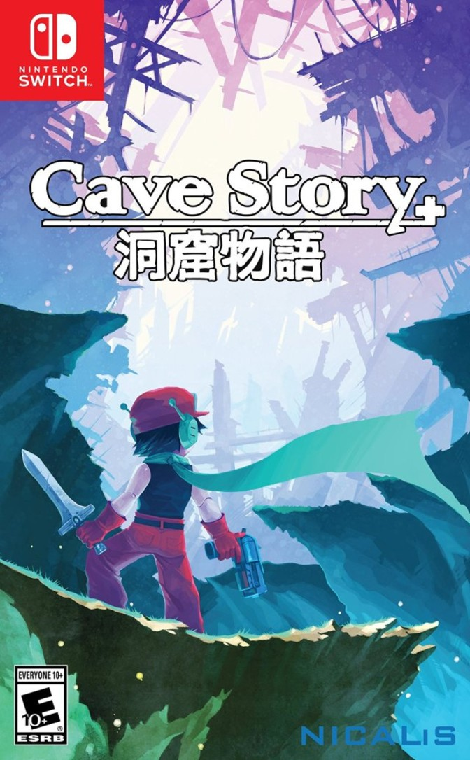 Cave Story + [Switch] – Review