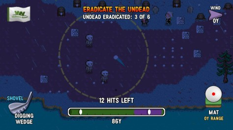 Golf Story - Undead