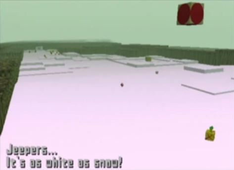 Cubivore - GameCube - Wilderness
