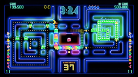 Pac-Man Championship Edition DX - Bathed in Neon