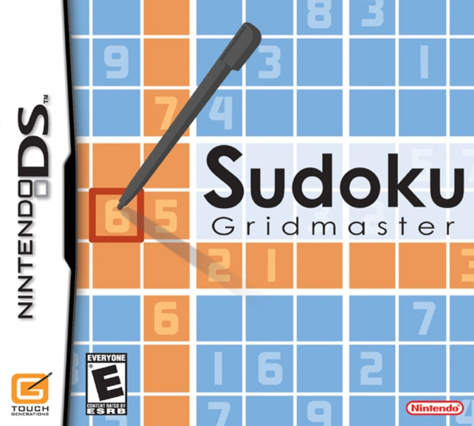 Sudoku Gridmaster [Nintendo DS] – Review