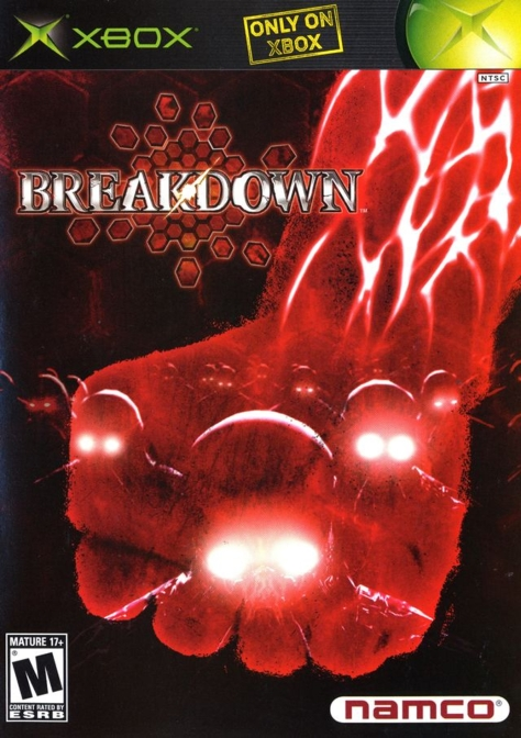 Breakdown - Xbox - North American Box Art