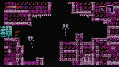 Axiom Verge - Switch - Scanlines
