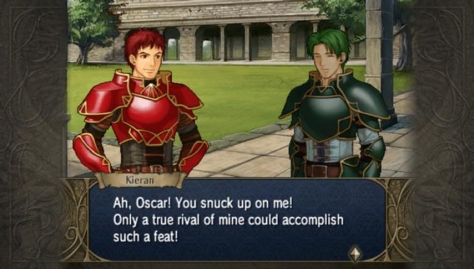Fire Emblem Radiant Dawn - Wii - Dialogue