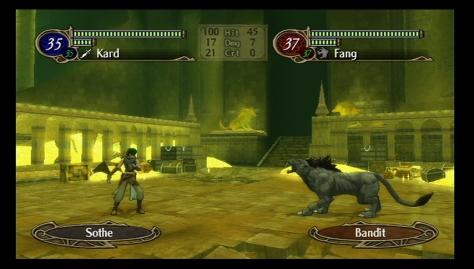 Fire Emblem Radiant Dawn - Wii - Laguz