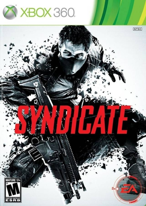 Syndictae - Xbox 360 - North American Box Art