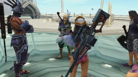 Xenoblade Chronicles - Wii - Gear