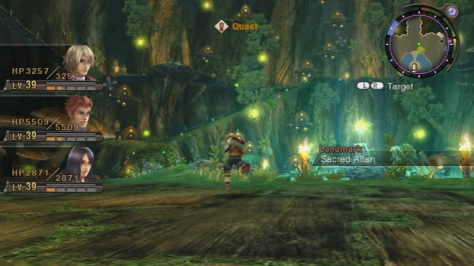 Xenoblade Chronicles - Wii - Nopon Village
