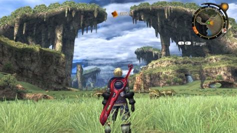 Xenoblade Chronicles - Wii - Pop-In and Slowdown