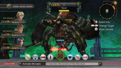 Xenoblade Chronicles - Wii - Xord