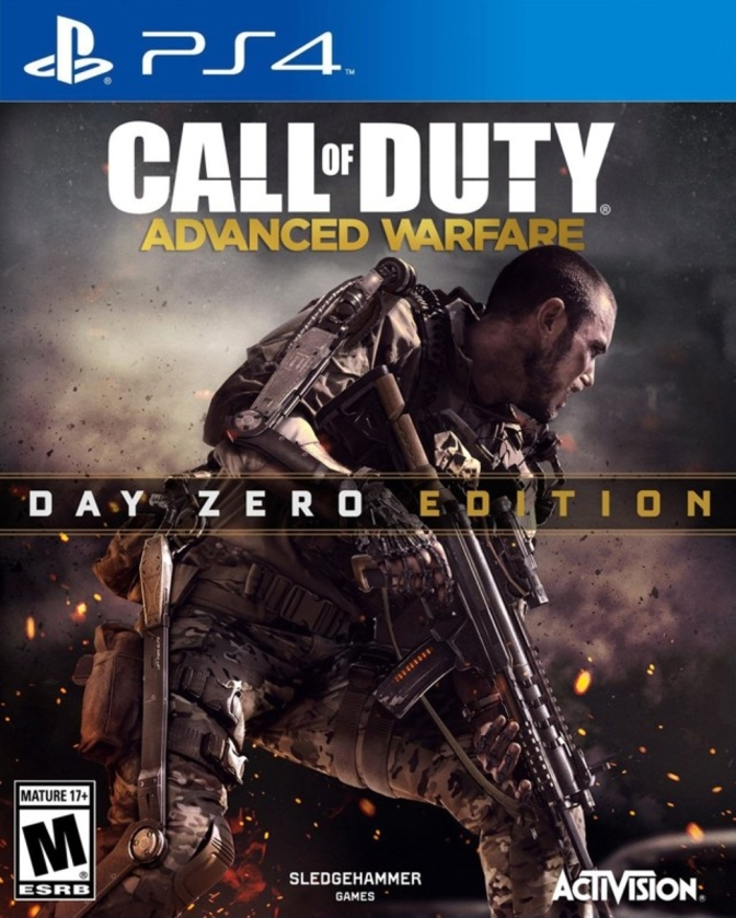 Call of Duty: Advanced Warfare [PlayStation 4] – Review