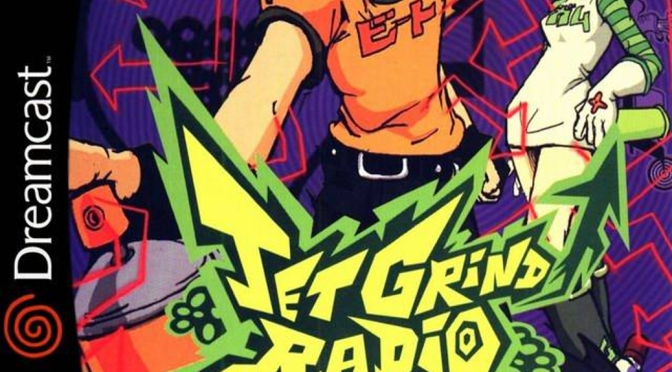 Jet Grind Radio [Dreamcast] – Review