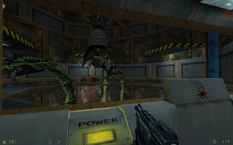 Half-Life - PlayStation 2 - Puzzling Encounters