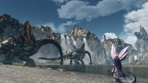 Xenoblade Chronicles X - Wii U - Final Fantasy XII
