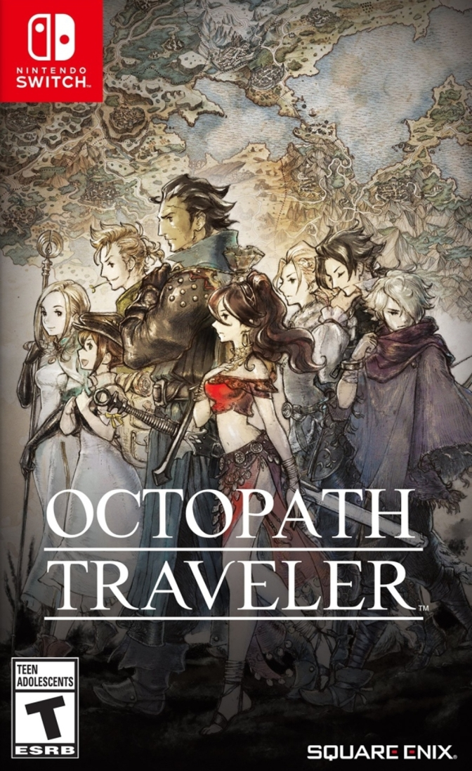 Octopath Traveler [Switch] – Review
