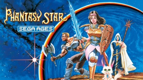 Phantasy Star - Nintendo Switch - Artwork