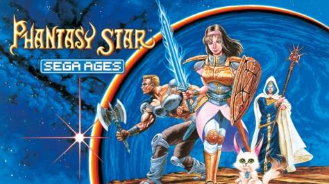 Phantasy Star - Nintendo Switch - Artwork