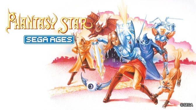 Phantasy Star [Switch] – Review