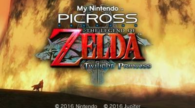 My Nintendo Picross: The Legend of Zelda: Twilight Princess [Nintendo 3DS] – Review