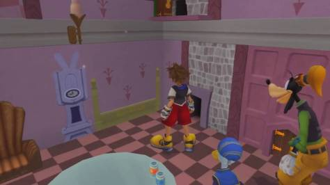 Kingdom Hearts Final Mix - PlayStation 3 - Alice