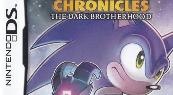 Sonic Chronicles: The Dark Brotherhood [Nintendo DS] – Review
