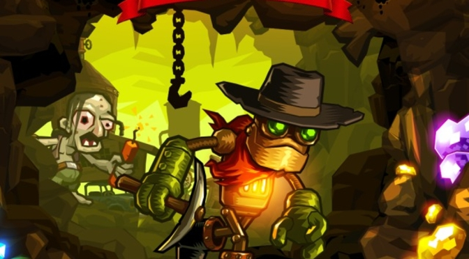 SteamWorld Dig [Nintendo 3DS] – Review