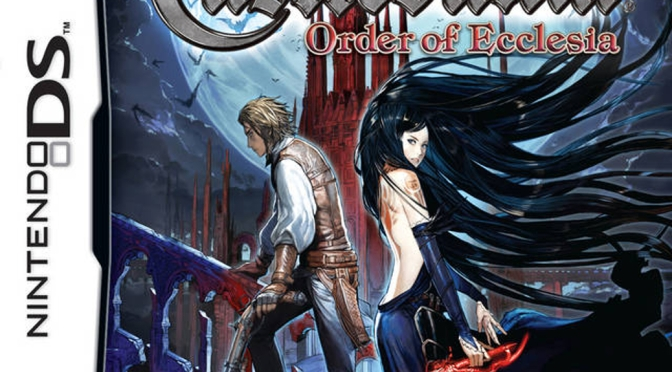 Castlevania: Order of Ecclesia [Nintendo DS] – Review