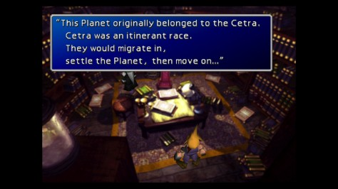 Final Fantasy VII - Switch - Cetra