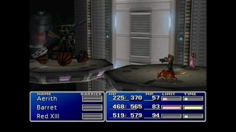 Final Fantasy VII - Switch - Special Scenes