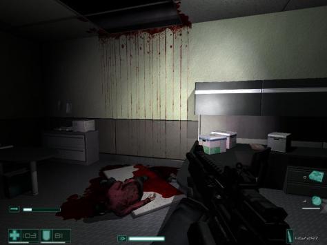 F.E.A.R. - Xbox 360 - Gory