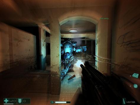 F.E.A.R. - Xbox 360 - Slow-Motion