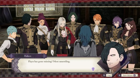 Fire Emblem Three Houses - Switch - Group Chat