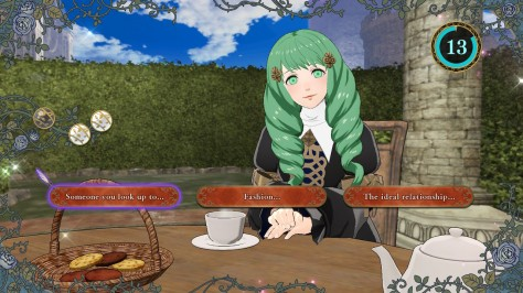 Fire Emblem Three Houses - Switch - Tea Party